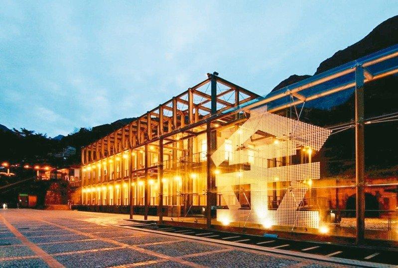 金瓜石景點推薦 | 黃金博物館園區本山五坑入口
