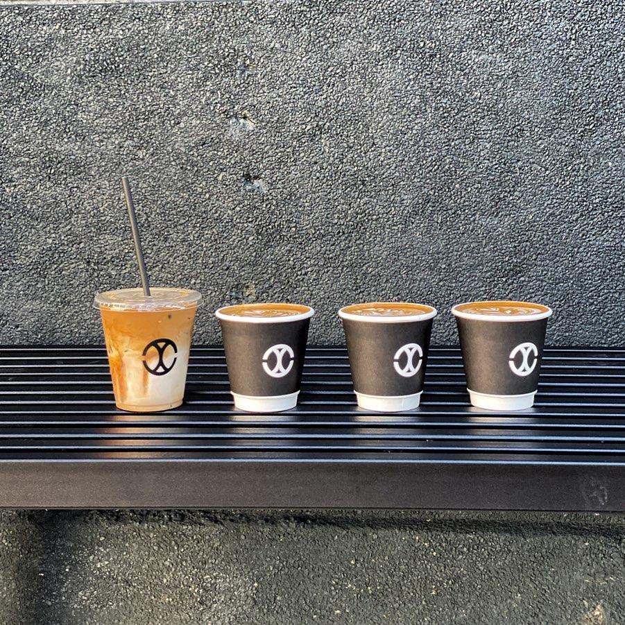 CHLIV 冠軍拉花咖啡