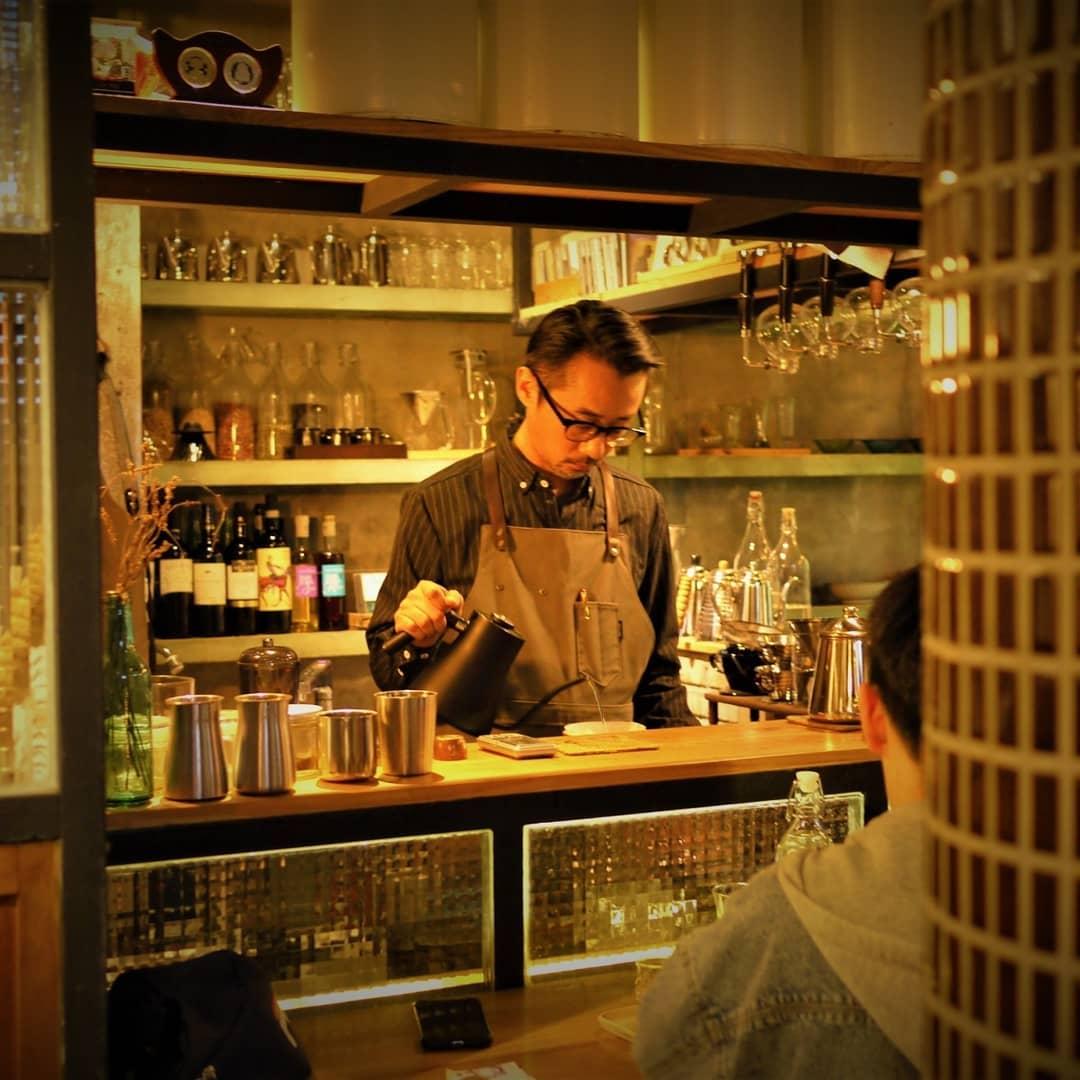 九份咖啡廳 散散步咖啡旅宿 小洋樓