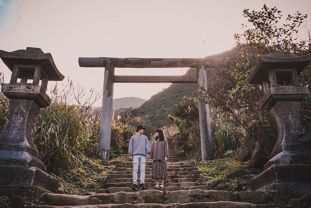 水金九之旅 金瓜石神社遺址 黃金博物館