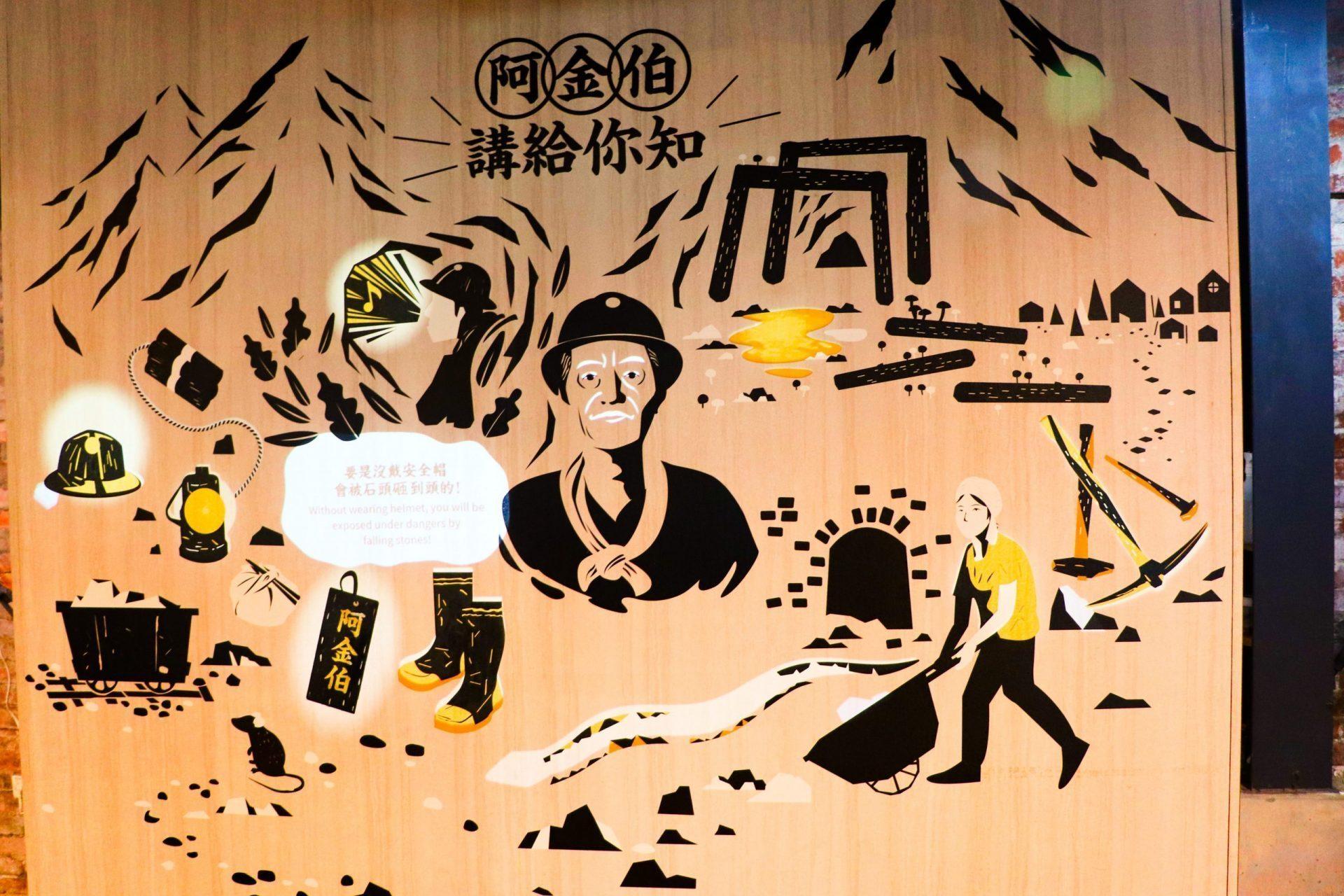 黃金博物館 淘金體驗