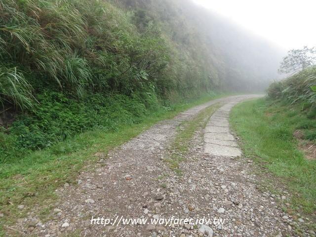 瑞芳登山步道一日遊戰備道