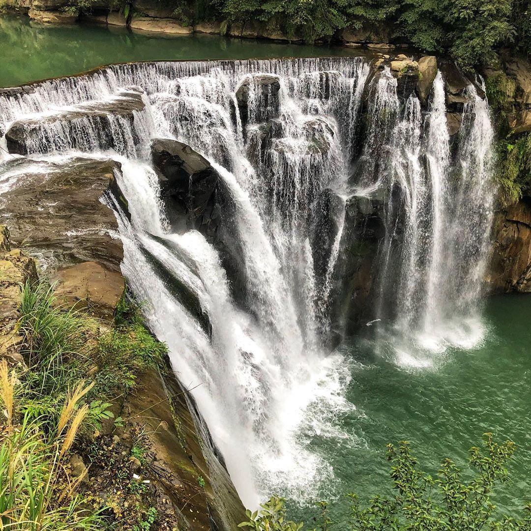 九份附近景點 十分瀑布