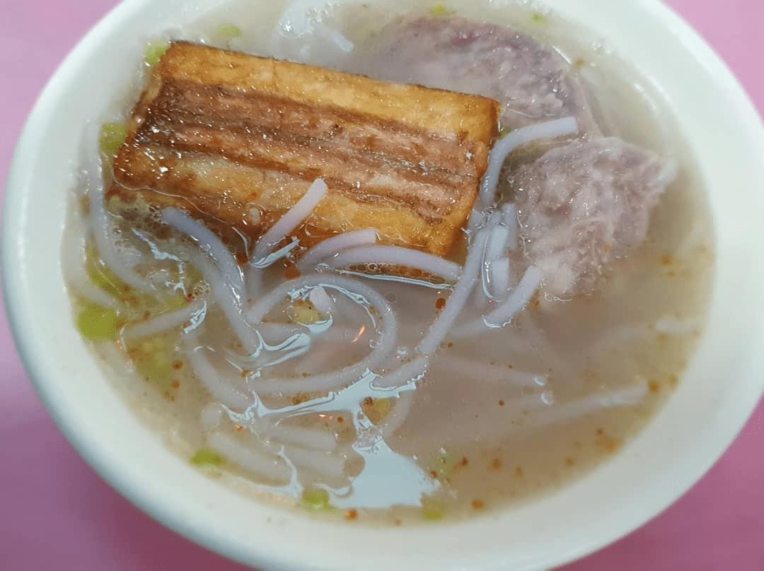 金瓜石美食餐廳 | 白帶魚米粉湯