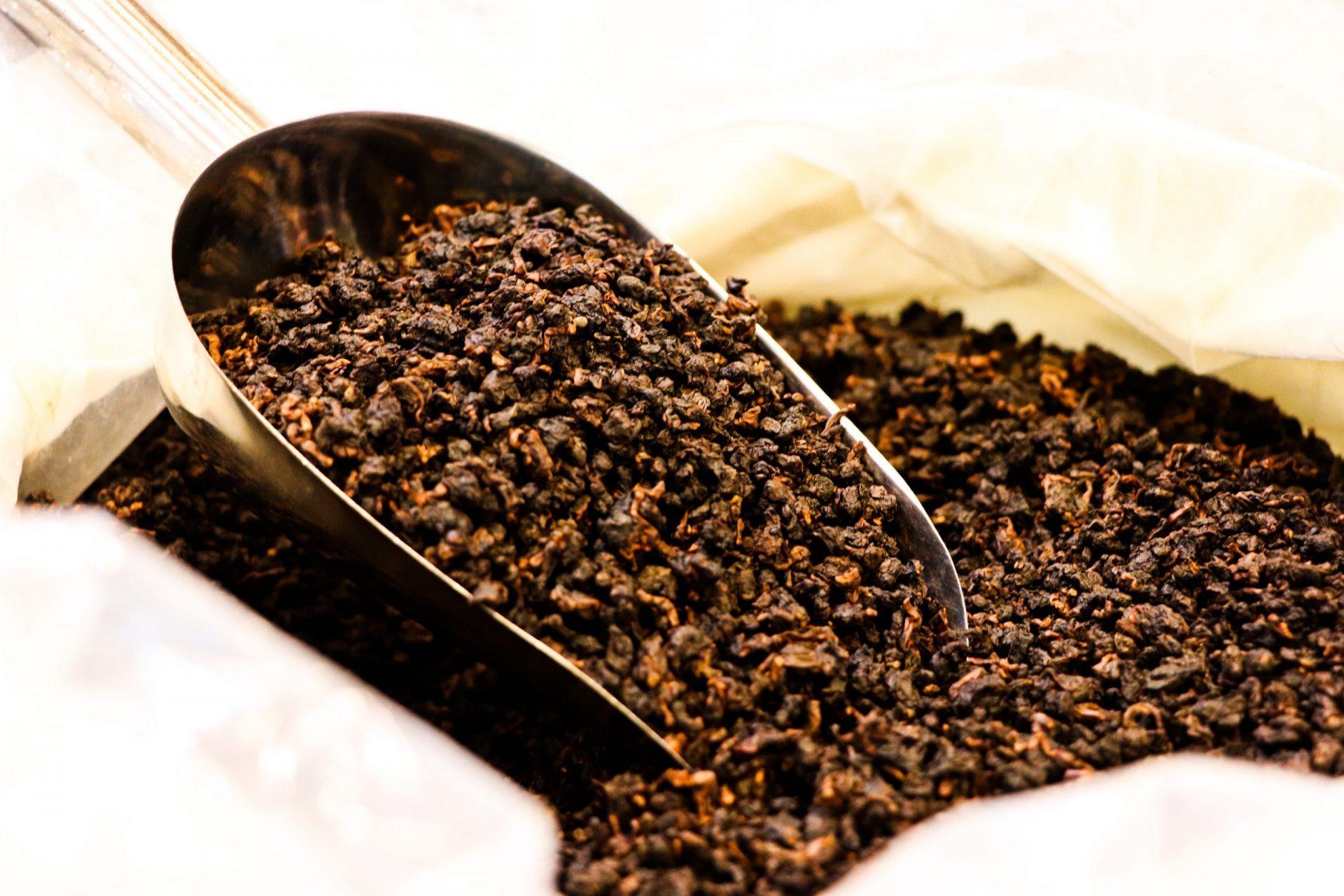 九份茶葉名產  華萱茗茶