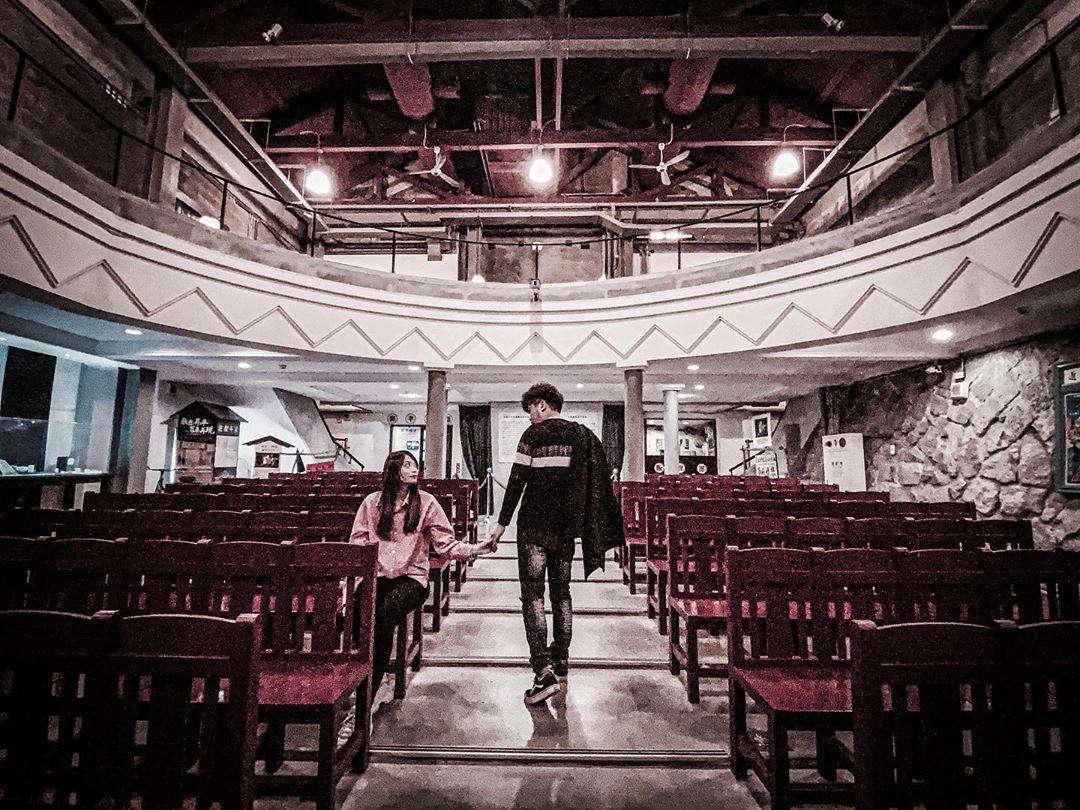 九份老街昇平戲院  走入時光隧道,踏訪全台最老電影院