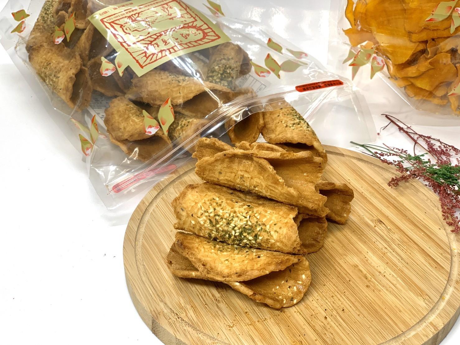 金山老街阿嬤ㄟ等路  金山名產台農66號地瓜酥餅、跳石芋頭酥餅《金山特產推薦》