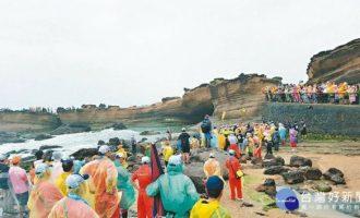 北海岸傳奇媽祖文化祭 信眾線上陪金包里二媽回娘家